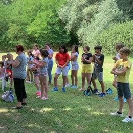 Ljeto u SOS Dječjem selu Ladimirevci