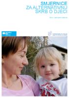 UN Smjernice za alternativnu skrb za djecu