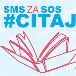 Priključite se online kampanji #citajdoma