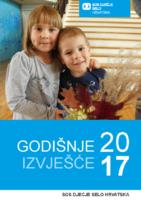 Godišnje izvješće SOS DSH 2017