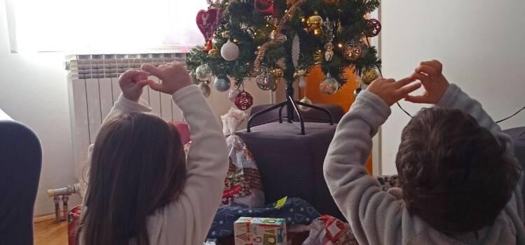 Božićna čarolija u Dječjem selu Ladimirevci