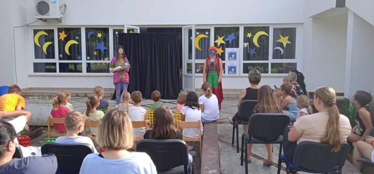 Malo kazalište bajki ponovno na sceni – 24.6.2021.