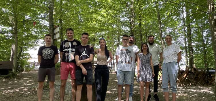 Naši mladi pod izvrsnim mentorstvom tvrtke Janssen