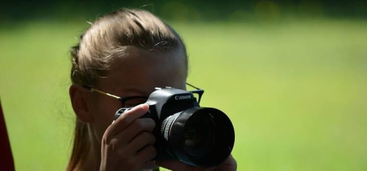 Naši mali fotografi poput velikih profesionalaca